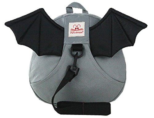 HUIMEIDA Sicherheitsleine Laufleine für Kinder Wanderer Reins Trageriemen Gurt Vernünftige Länge Rückhaltesystem Mini Rucksack Kindertasche