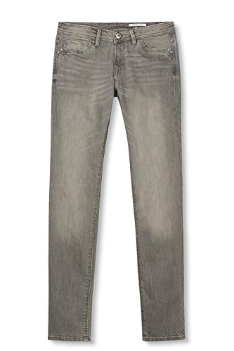 edc by Esprit, Jeans Femme Gris (Grey Light Wash 923)