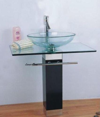 Glaswaschtisch LXW-763 Ausstellungsstück
