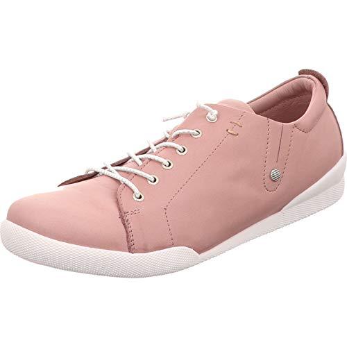 Andrea Conti Damen 0345724 Sneaker, Beige (Mauve 175), 38 EU