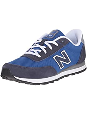 New Balance KL501NBY, Zapatillas Unisex niños, Mehrfarbig (Blue 001), 38.5 EU