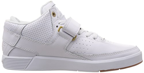 DC Rd X Mid Se M Shoe Hwg, Sneaker basse Uomo Multicolore (Mehrfarbig (White/White/Gum- Hwg))