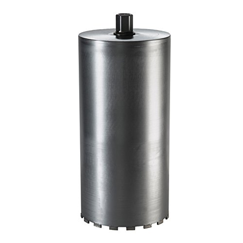 """Diamant-Bohrkrone Dosenbohrer Kernbohrkrone Nass + Trocken 250mm Ø / 400mm 1¼\""""UNC"""