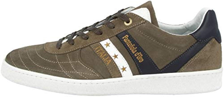 Mr.   Ms. Pantofola d'oro scarpe Bari Uomo Low Design ricco Nuovo stile Temperamento britannico   Aspetto Gradevole    Scolaro/Signora Scarpa