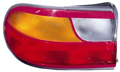 Chevy Malibu Replacement Tail Light Assembly - Driver Side by AutoLightsBulbs