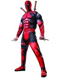 Déguisement adulte luxe Deadpool