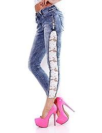Fashion Women's Jeans Blue Blue