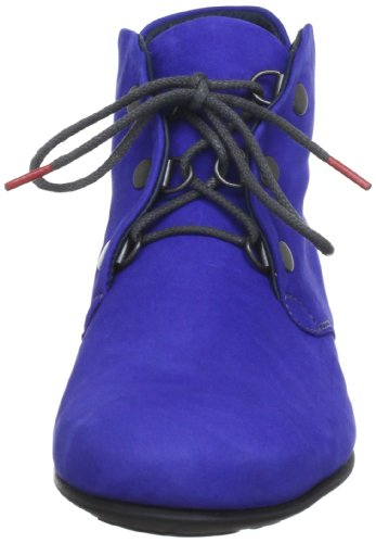 Think Thi 81054 Damen Desert Boots Blau (kobalt 78)