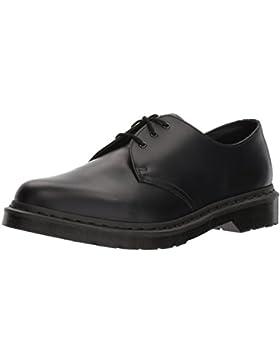 Dr. Martens Monochrome 1461 14345001 - Zapatos de cordones de cuero unisex
