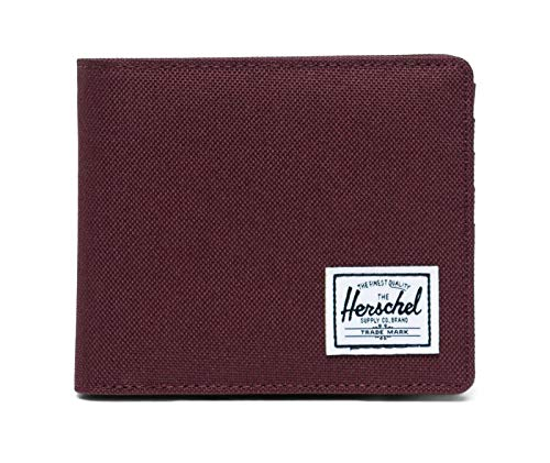 Herschel Roy Plus Coin XL RFID Wallet Plum -