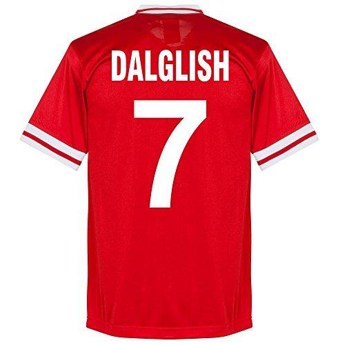 d0fb972ad6d 1982 Liverpool Home Retro Shirt + Dalglish 7 – L