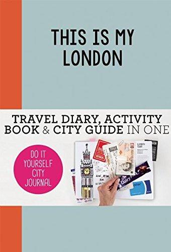 This is my London: Do-It-Yourself City Journal par Petra de Hamer