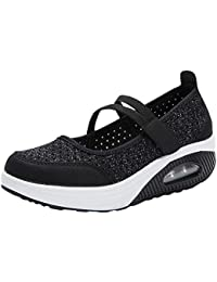 492a59e206a2fa Subfamily Femmes Minceur Chaussures Marche & Baskets Aptitude Wedges  Plate-Forme Chaussures Sneakers Chaussures de