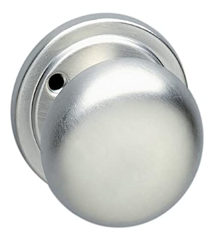 URFIC 293-435-05 Satin Nickel Mortice Knob