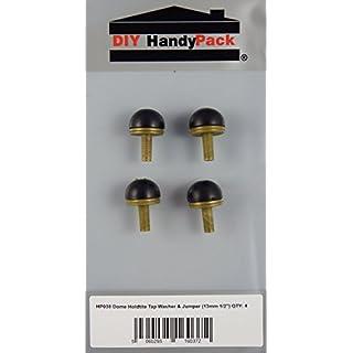 DIY HandyPack - Dome Holdtite Tap Washer & Jumper 1/2