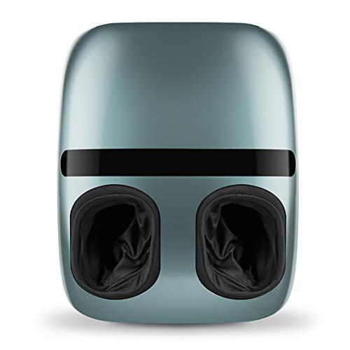 HIOD Elektrisches Fuß Massagegerät mit Shiatsu Knetmassage zur Linderung von Müdigkeit,Blue