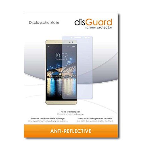 disGuard® Bildschirmschutzfolie [Anti-Reflex] kompatibel mit Switel S5003D [3 Stück] Entspiegelnd, Matt, Antireflektierend, Extrem Kratzfest, Anti-Fingerabdruck - Panzerglas Folie, Schutzfolie