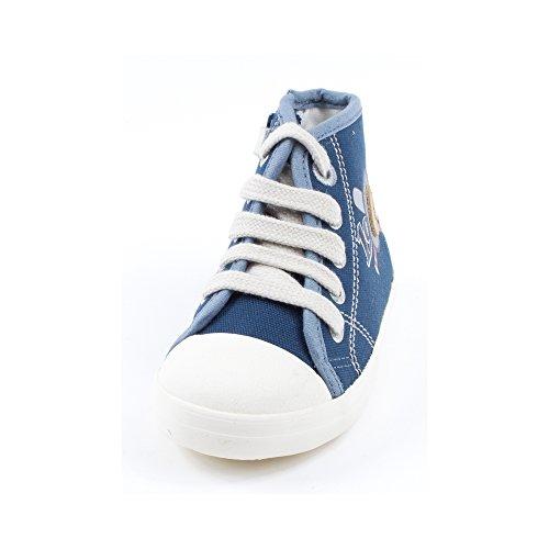 Garvalin Baskets bleu 142636A Bleu