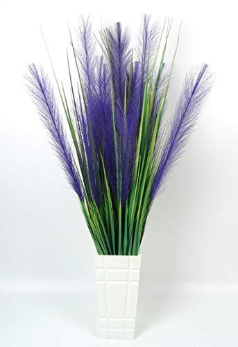 iebel Gras Simulation Reed Home Decor DIY Hochzeit Künstliche Pflanze ()