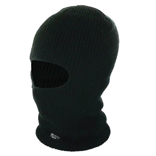 Face Open Angeln (All Trade Direct Strumhaube, Thinsulate Herren Thermo Fleece Winter Mütze)