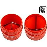VOREL 78385 - una herramienta de acabado de tubos de plástico
