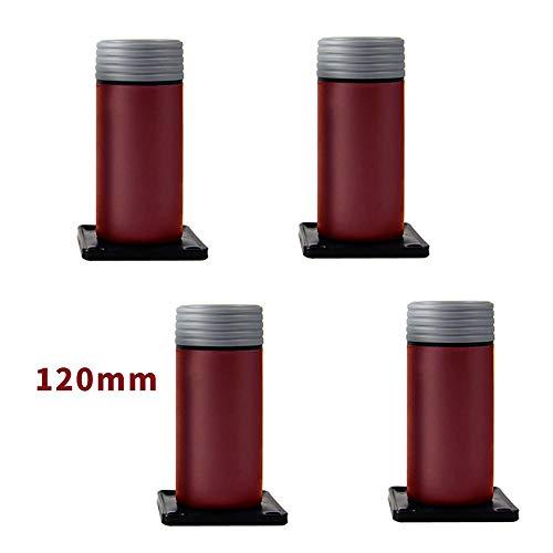 Pieds de meubles en Plastique Et Pieds RéGlables De Support De Canapé D'Armoire (Nombre: 4) - Quatre Couleurs, Hauteur 80/100 / 120mm