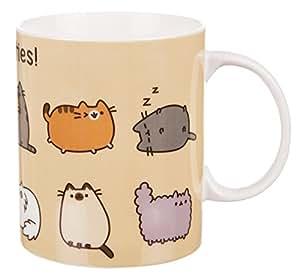 Pusheen amo tazza di gattini