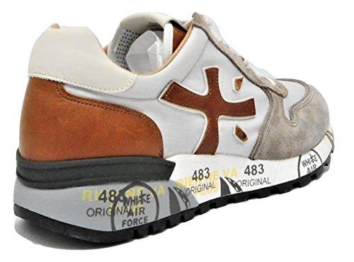 PREMIATA, Chaussures basses pour Homme Bianco