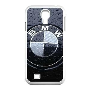 Bmw 005 coque en plastique Samsung Galaxy S4 9500 cellule cas de téléphone coque boîtier blanc de téléphone cellulaire couverture coque ALILIZHIA13152