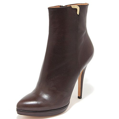 45458 stivaletto EVA TURNER scarpa stivale donna boots shoes women [39]