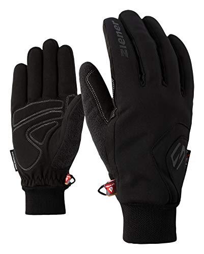 Ziener Herren URANO PR Glove Crosscountry Handschuhe, Black, 10,5