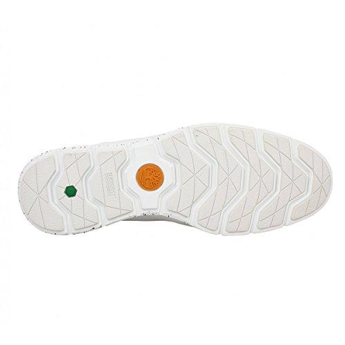 Timberland Homme Chaussures / Baskets Killington Oxford Blanc