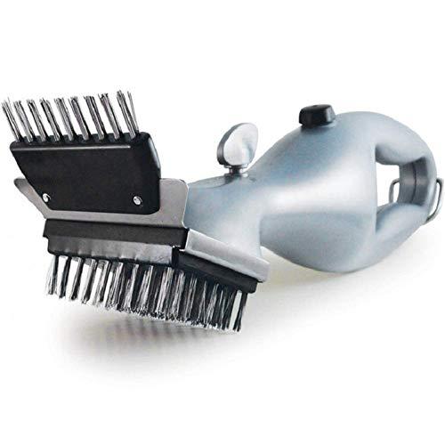Cepillo para parrillas de primera calidad, herramienta de limpieza de cepillo de...