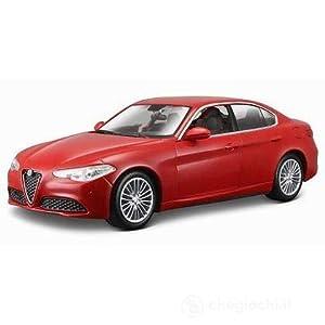 Bburago, 18-22128, Coche de Juguete Alfa Romeo Giulietta, Escala 1/24