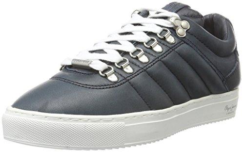Pepe Jeans - Marion T. Color, Scarpe da ginnastica Donna Blu (Blau (Navy 595))