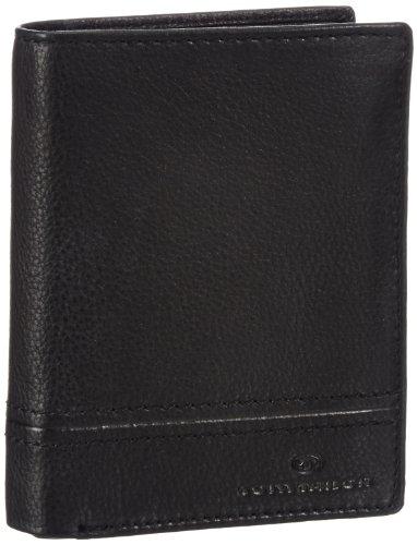 Tom Tailor Acc Herren JERRIE Geldbörsen, (schwarz 60), 12x10x1 cm