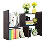Children's bookshelf Weiß dreistufig Bücherregal Studentenkinder Tisch kleines Ablagegestell einfaches Büro Geschenk (Size : 78.8 * 47 * 17cm)
