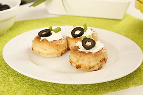 Holstein Housewares HF-09004E Fun Doughnut Maker, Teal