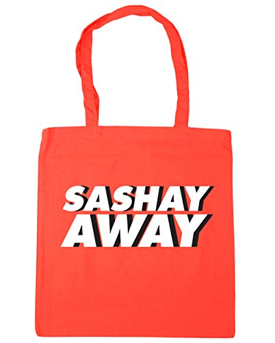 hippowarehouse-sashay-away-andar-pavoneandose-bolso-de-playa-bolsa-compra-con-asas-para-gimnasio-42c