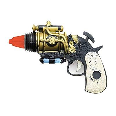 Sci-fi Steampunk Revolver Fancy Dress Accessory
