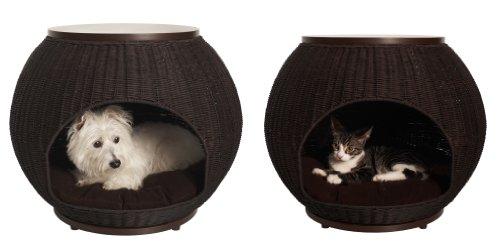 The Refined Canine's Igloo Deluxe - Cama Mascotas