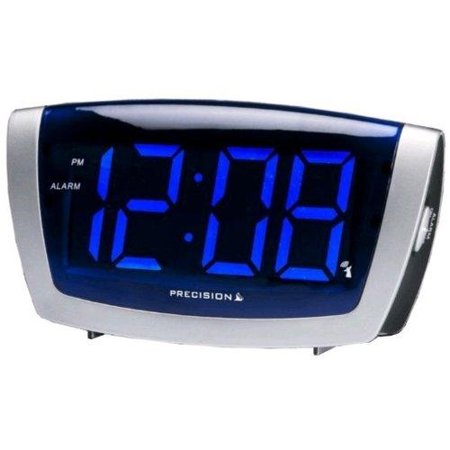 Precision LED-Wecker, Blau