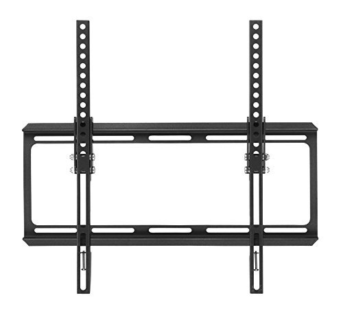 "CNCT Heavy Duty (Weight Capacity - 35 KGS) Fix-Tilt Wall Mount / Bracket / Stand for upto 47"" LCD & Plasma - 55"" LED & OLED TV with Maximum VESA 400 MM - Supports TVs - Displays - Monitors from Sony - Samsung - LG - Hitachi - Toshiba - Dell - Philips - Acer - Benq in sizes from 32"" - 37"" - 42"" - 46"" - 47"" - 50"" - 55"""