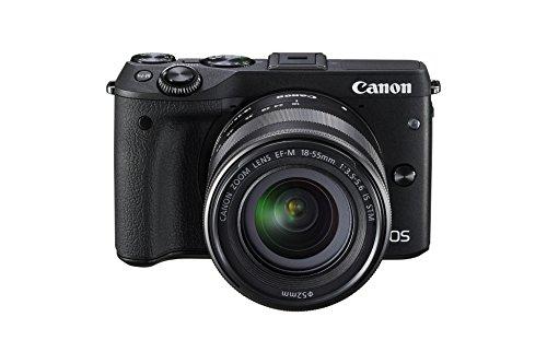 Canon EOS M3 Systemkamera (24 Megapixel APS-C CMOS-Sensor - 2