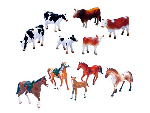 Newray- Coffret Assortiment Animaux, NE05593, Assorted Colors