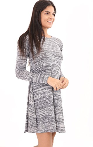 Get The Trend - Robe - Femme Gris