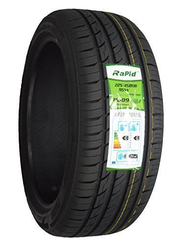 Rapid P 609 XL 235/55 R17 103 (Z)W Sommerreifen (17 Reifen 55 235)