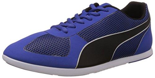 Puma Modern Soleil, Damen Sneakers, Blau (Dazzling Blue-Black 01), 40.5 EU (7 Damen UK)