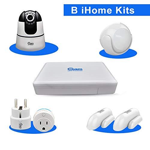 YAMEIJIA NEO Coolcam drahtlose Smart-Home-Alarmanlagen B iHome Kits Diy Wireless-alarm-kit