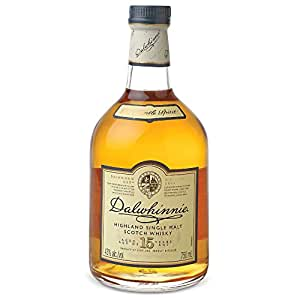 Dalwhinnie 15 Year Old Malt Whisky 70cl - Pack of 6